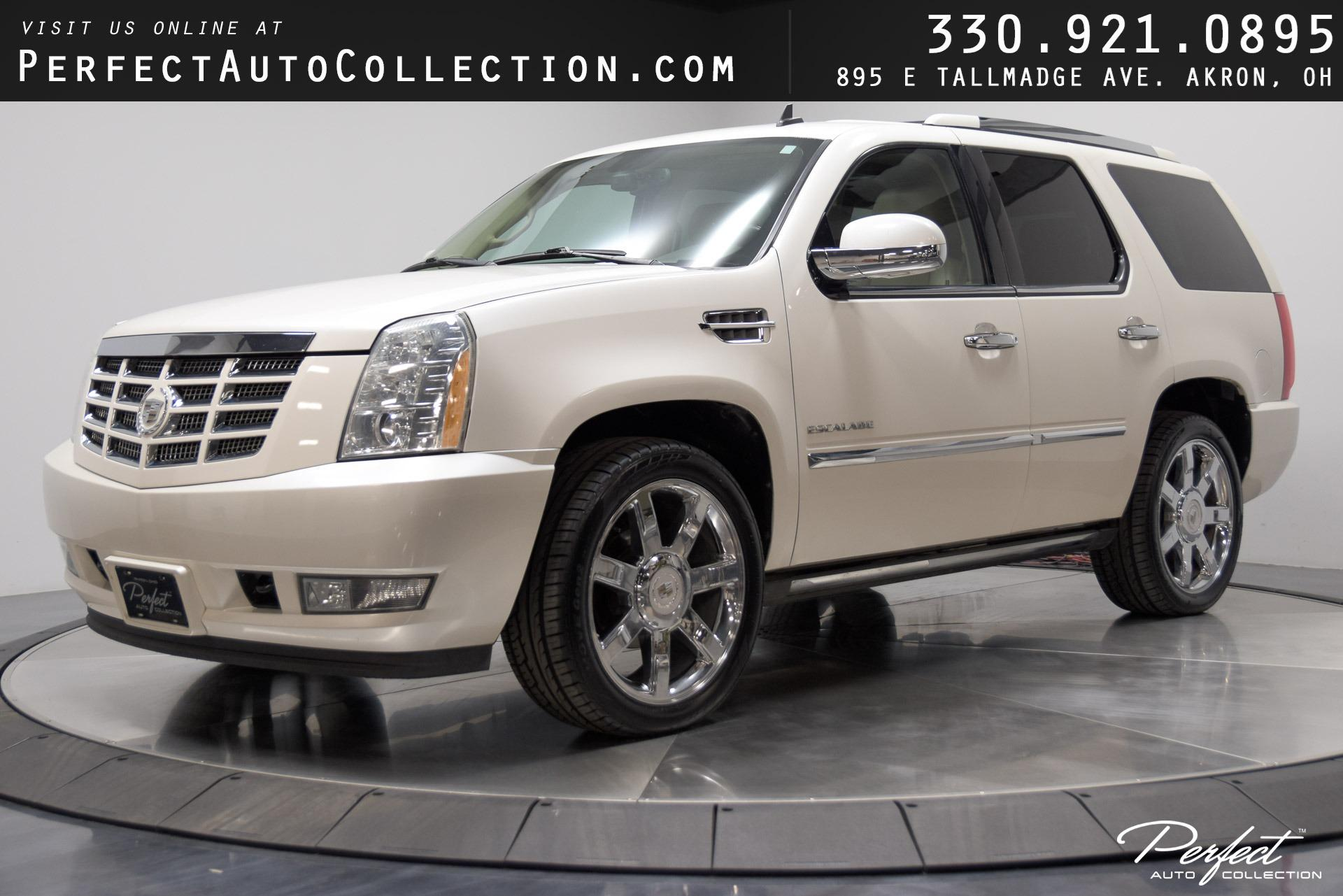 Used 2010 Cadillac Escalade Premium for sale $15,895 at Perfect Auto Collection in Akron OH 44310 1