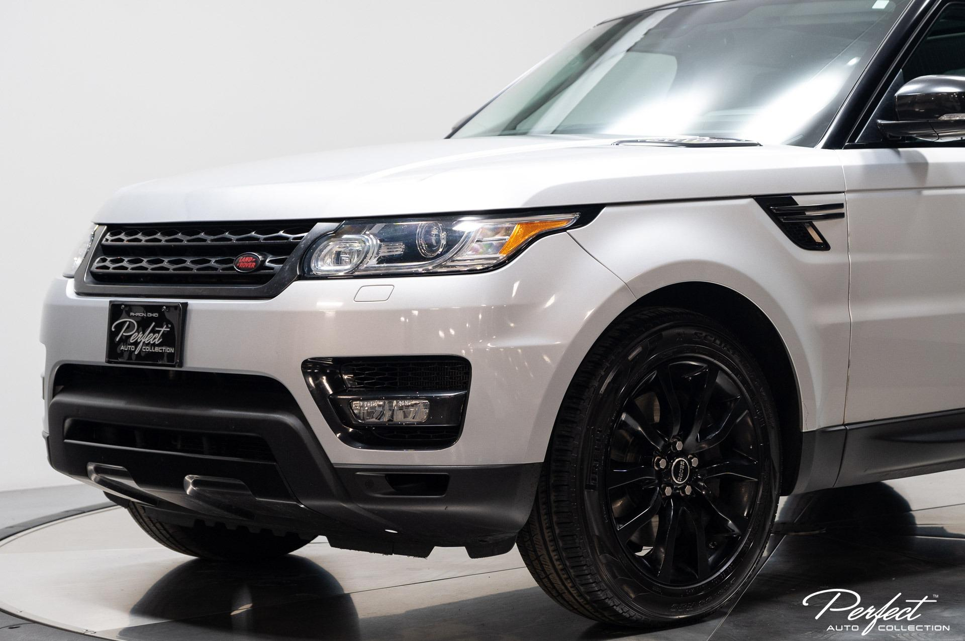 Used 2014 Land Rover Range Rover Sport Supercharged for sale Sold at Perfect Auto Collection in Akron OH 44310 2