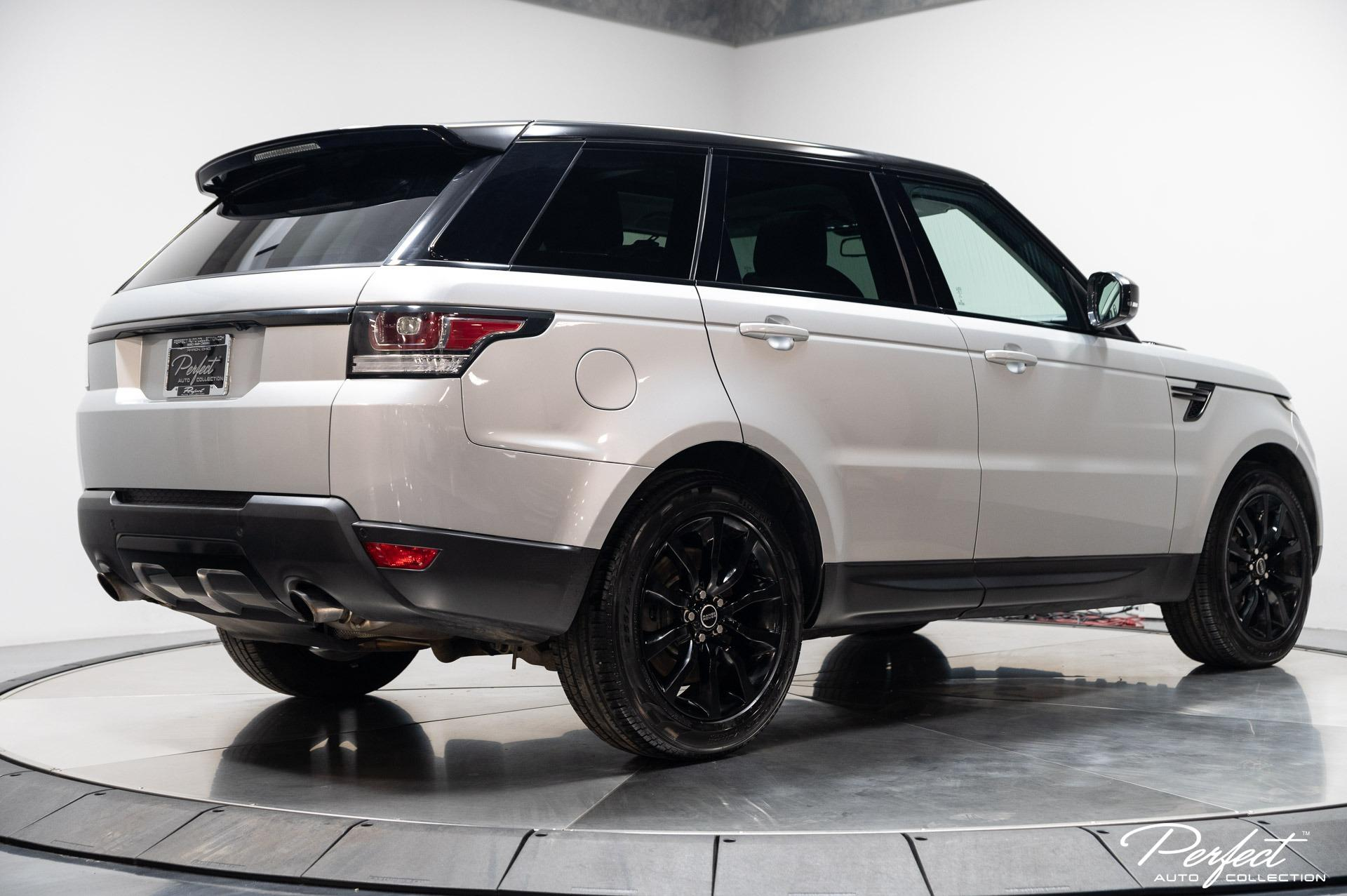 Used 2014 Land Rover Range Rover Sport Supercharged for sale Sold at Perfect Auto Collection in Akron OH 44310 3