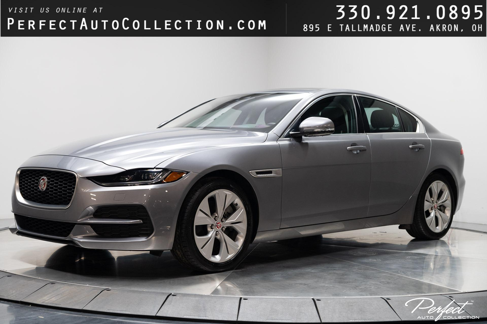 Used 2020 Jaguar XE P250 S for sale $35,495 at Perfect Auto Collection in Akron OH 44310 1