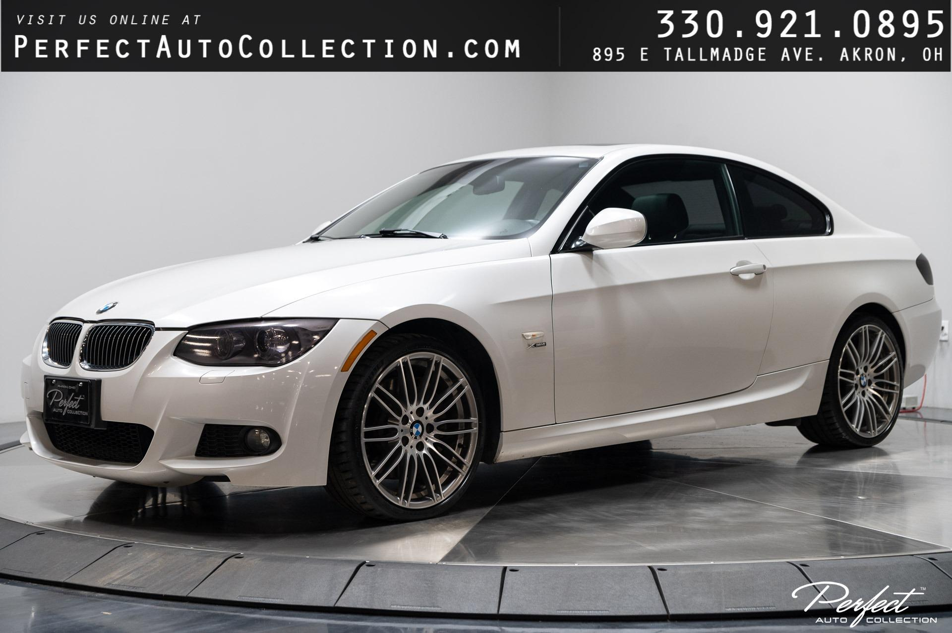 Used 2011 BMW 3 Series 335i xDrive for sale $16,895 at Perfect Auto Collection in Akron OH 44310 1