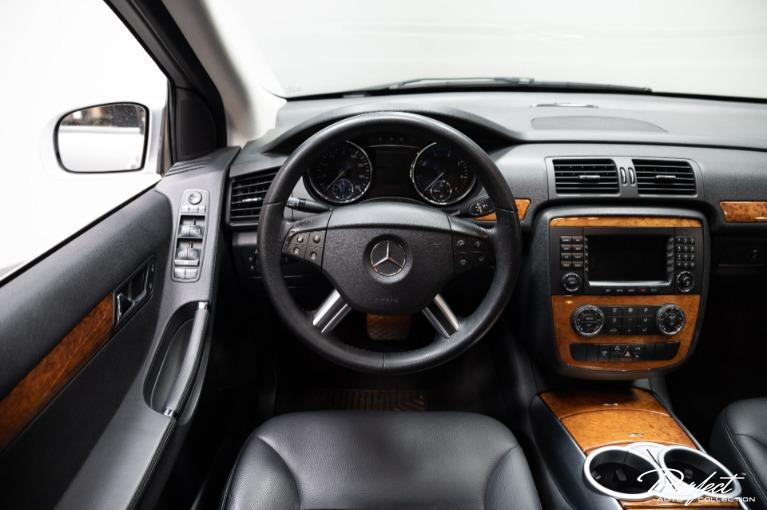 Used 2007 Mercedes Benz R Class R 350