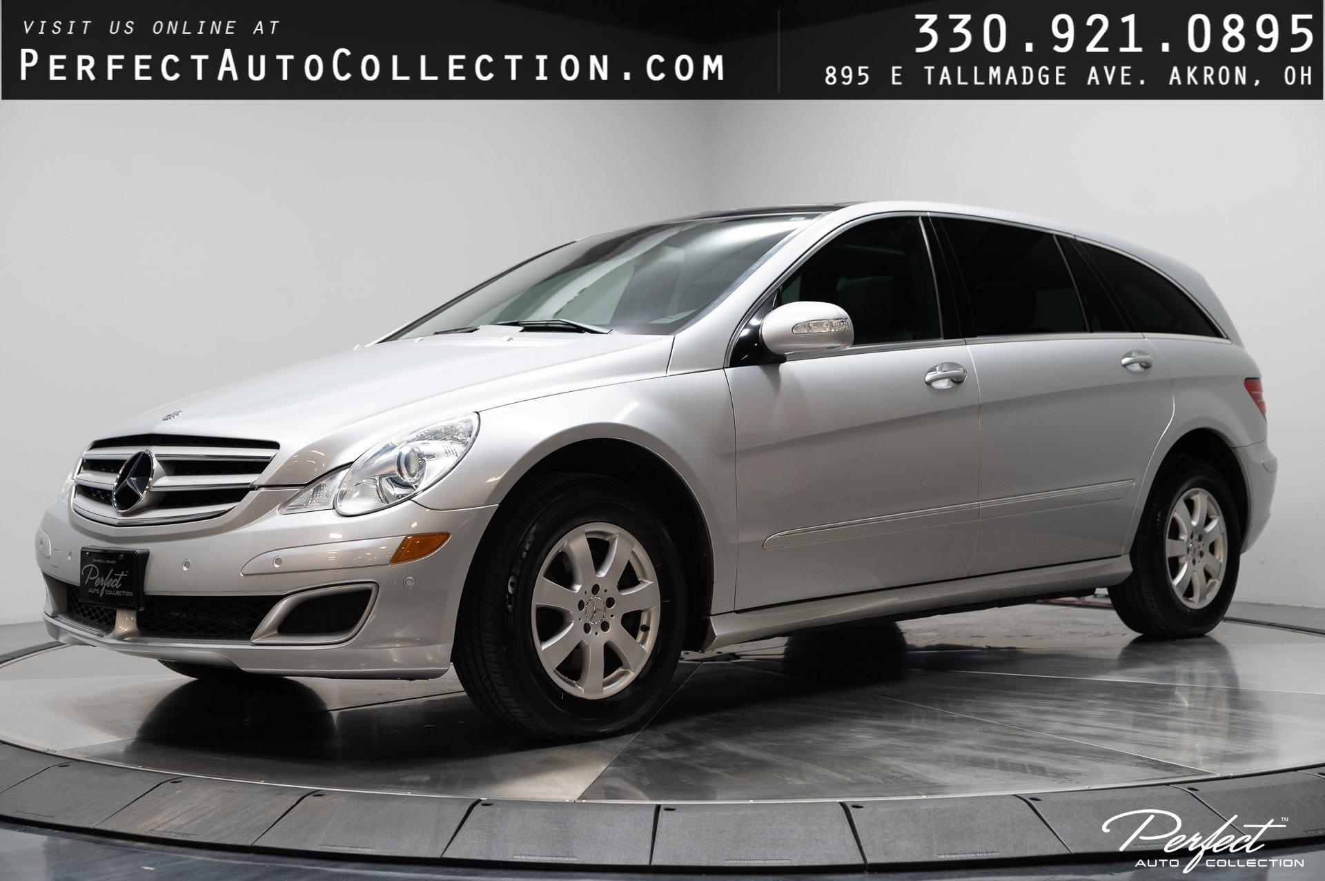 Used 2007 Mercedes-Benz R-Class R 350 for sale $7,895 at Perfect Auto Collection in Akron OH 44310 1