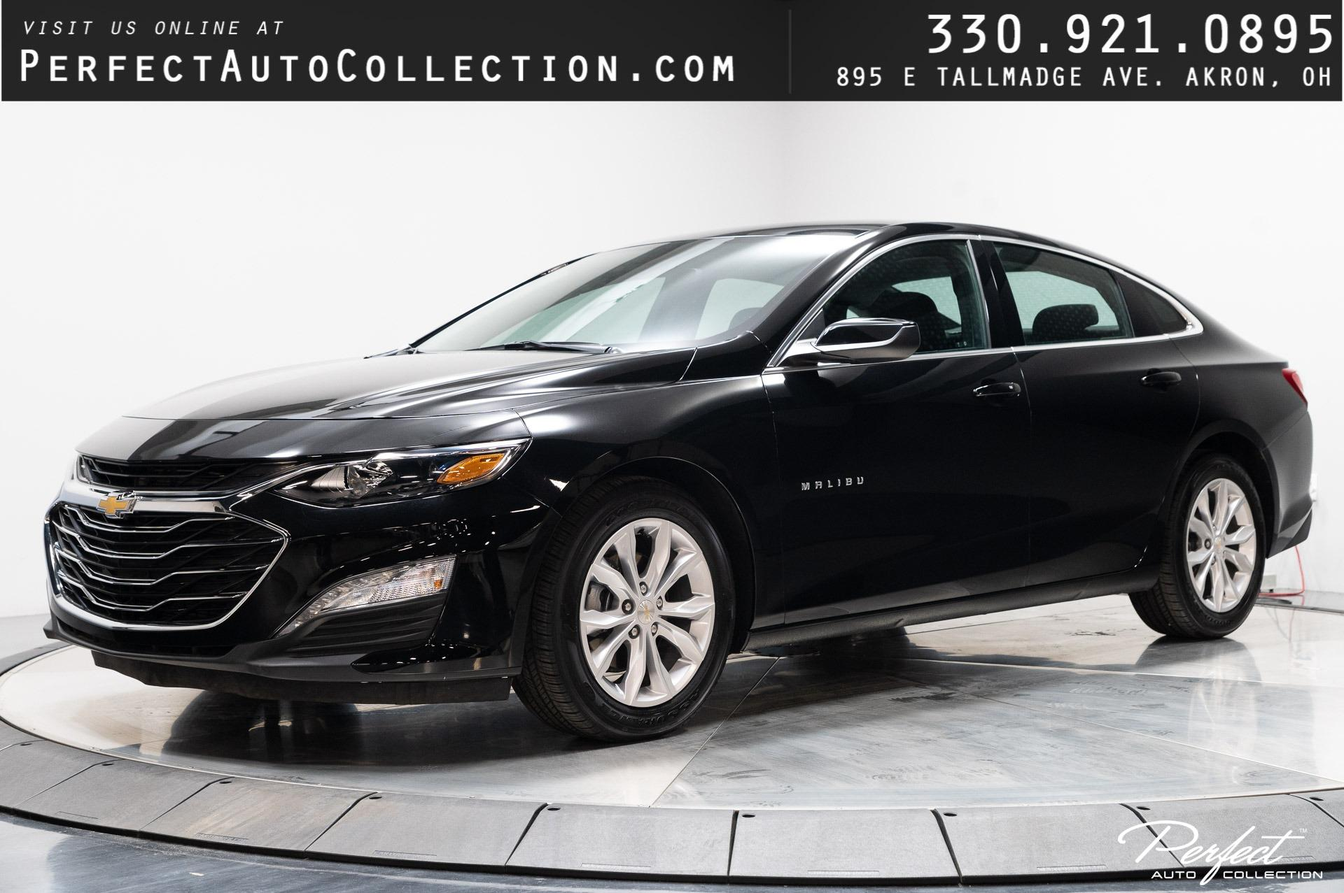 Used 2020 Chevrolet Malibu LT for sale $17,495 at Perfect Auto Collection in Akron OH 44310 1