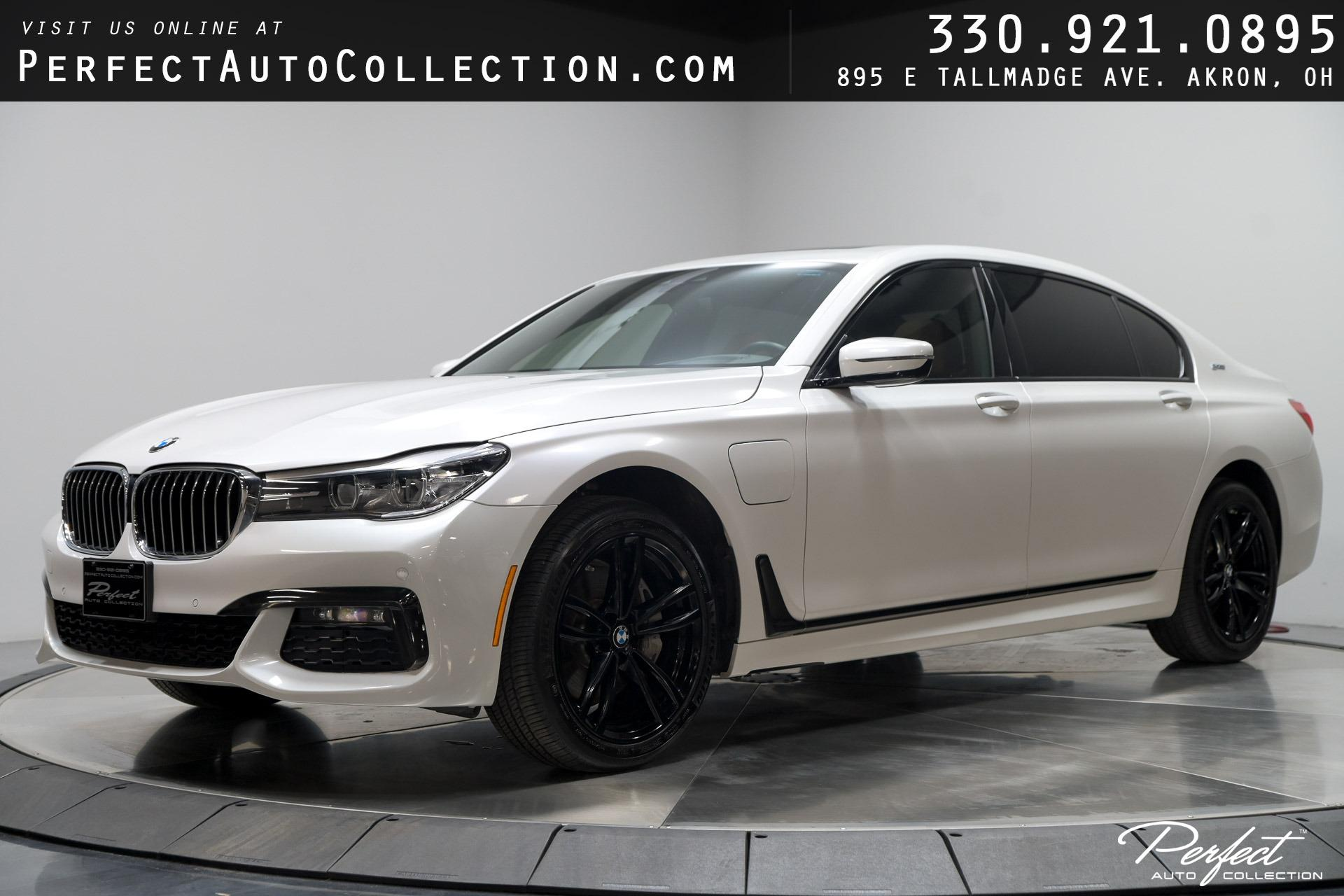 Used 2018 BMW 7 Series 740e xDrive iPerformance for sale $55,895 at Perfect Auto Collection in Akron OH 44310 1
