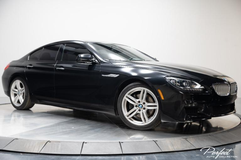 Used 2015 BMW 6 Series 650i xDrive Gran Coupe