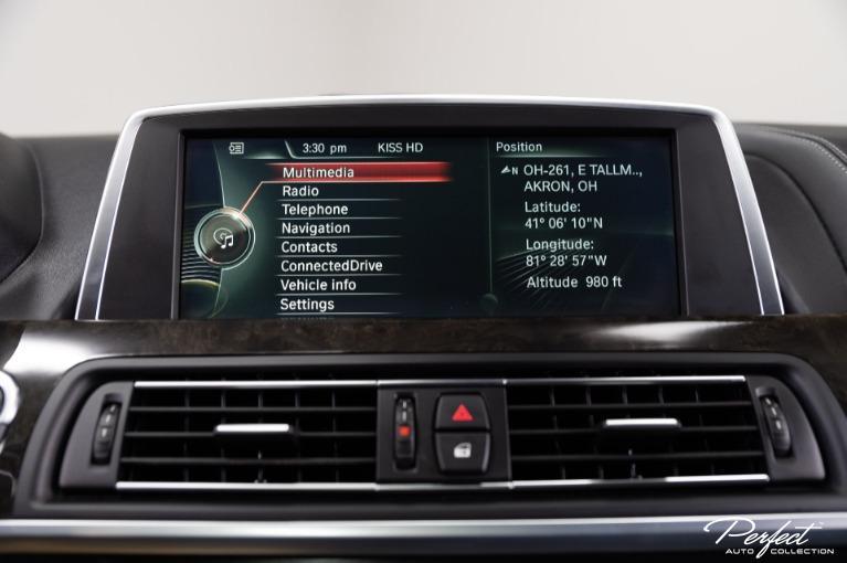 Used 2015 BMW 6 Series 650i xDrive Gran Coupe