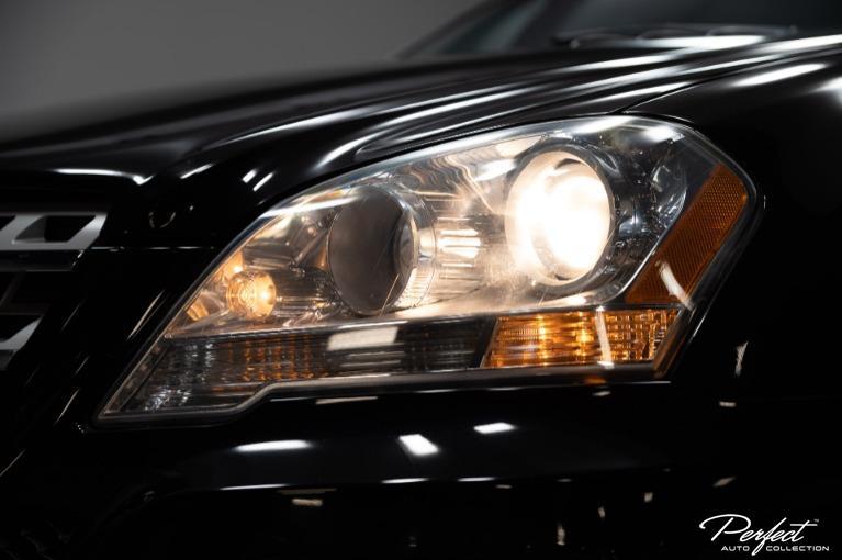 Used 2010 Mercedes Benz M Class ML 350 4MATIC