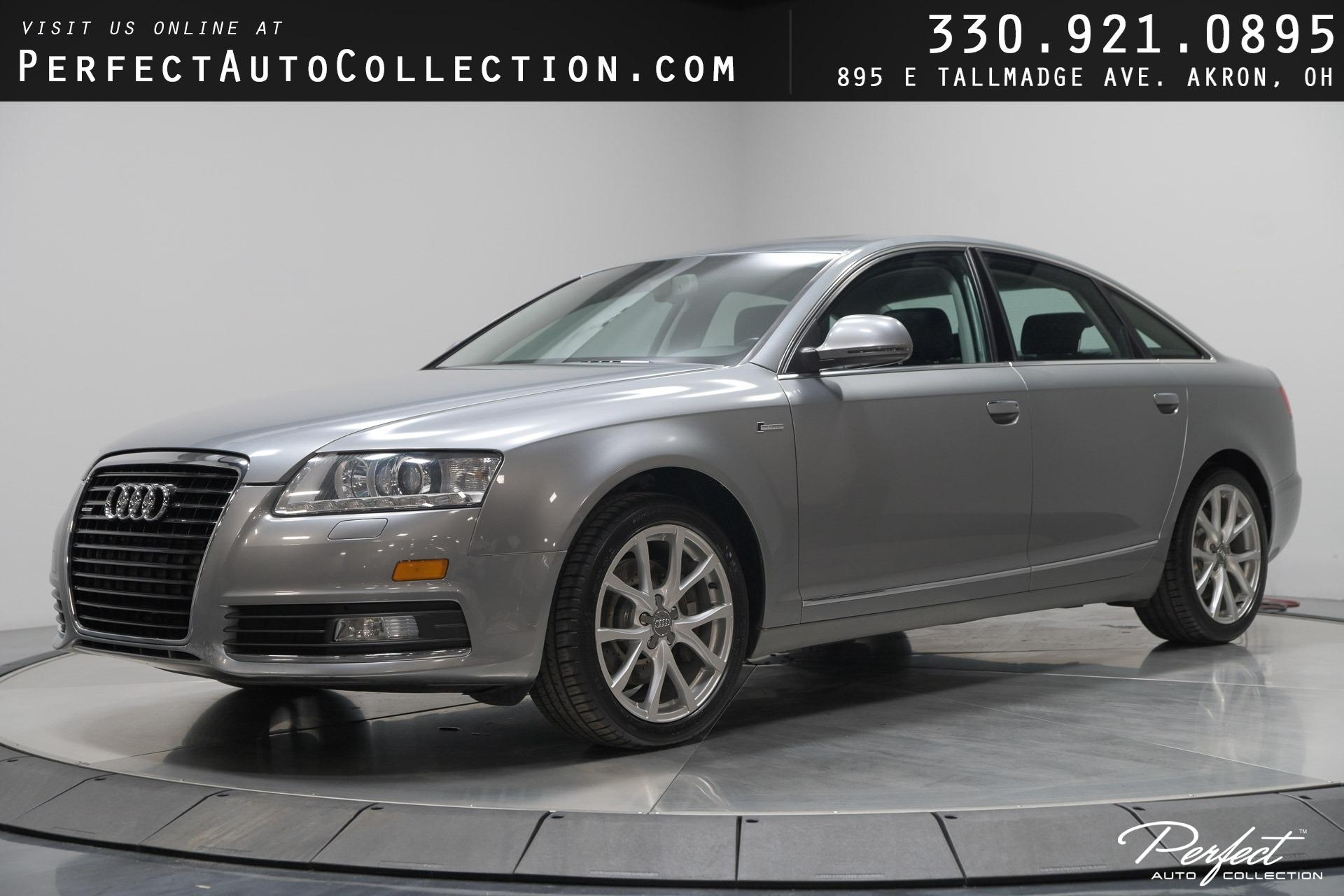 Used 2010 Audi A6 3.0T quattro Premium Plus for sale $9,895 at Perfect Auto Collection in Akron OH 44310 1