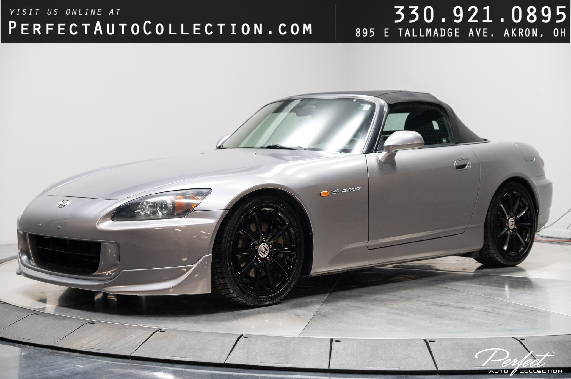 Used 2006 Honda S2000 for sale Sold at Perfect Auto Collection in Akron OH 44310 1