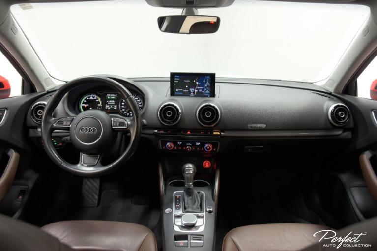 Used 2016 Audi A3 Sportback e tron 14T Premium Plus