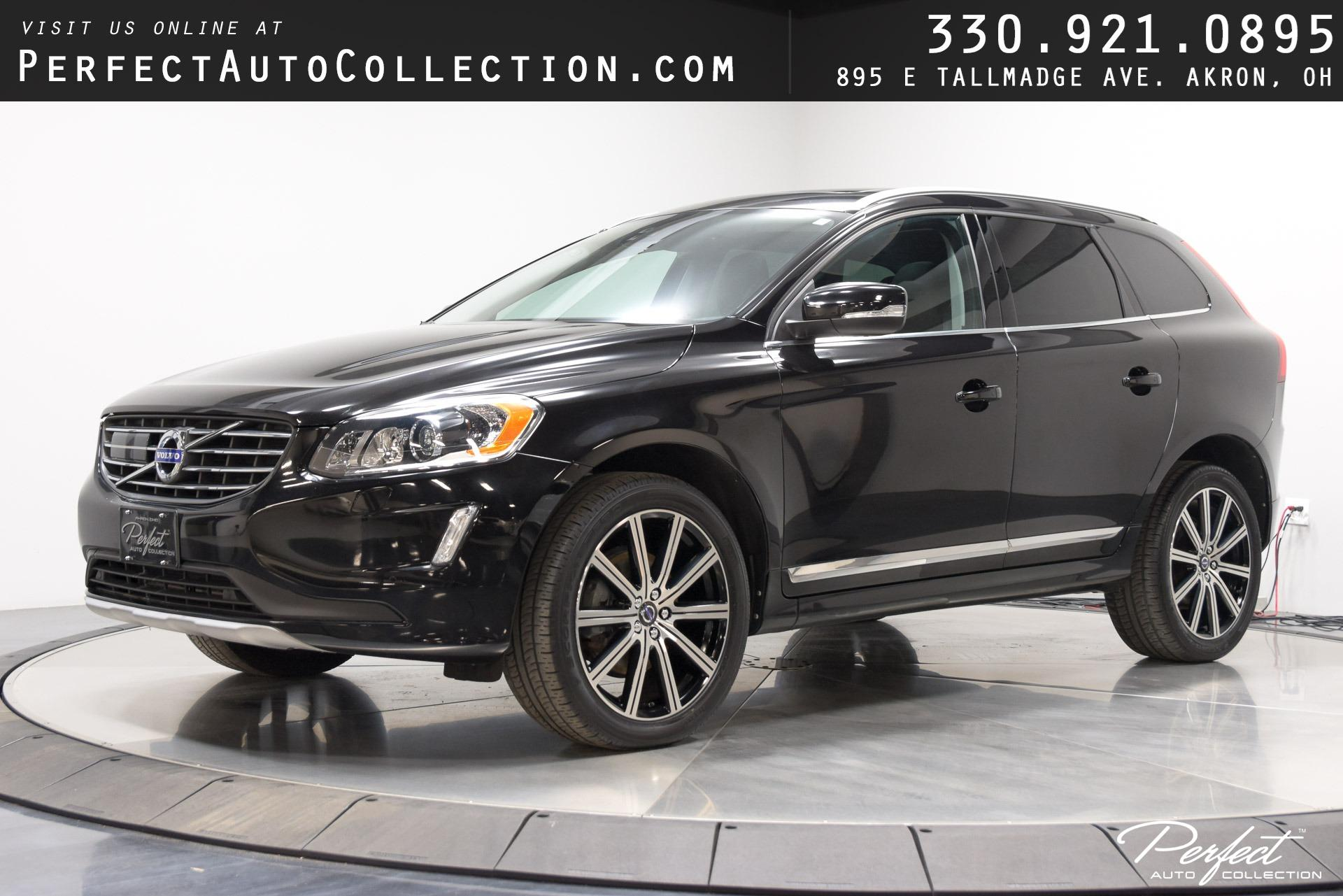 Used 2017 Volvo XC60 T6 Inscription for sale $25,495 at Perfect Auto Collection in Akron OH 44310 1