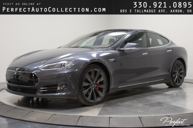Used 2015 Tesla Model S P85D