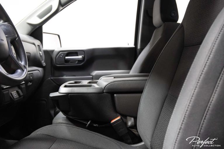 Used 2019 Chevrolet Silverado 1500 Custom Trail Boss