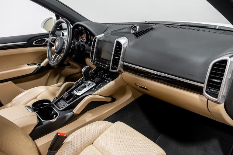 Used 2017 Porsche Cayenne