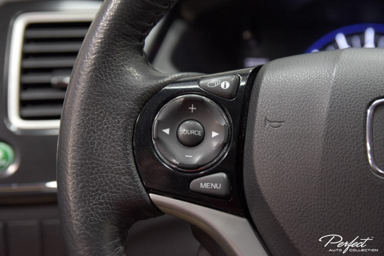 Used 2015 Honda Civic EX L