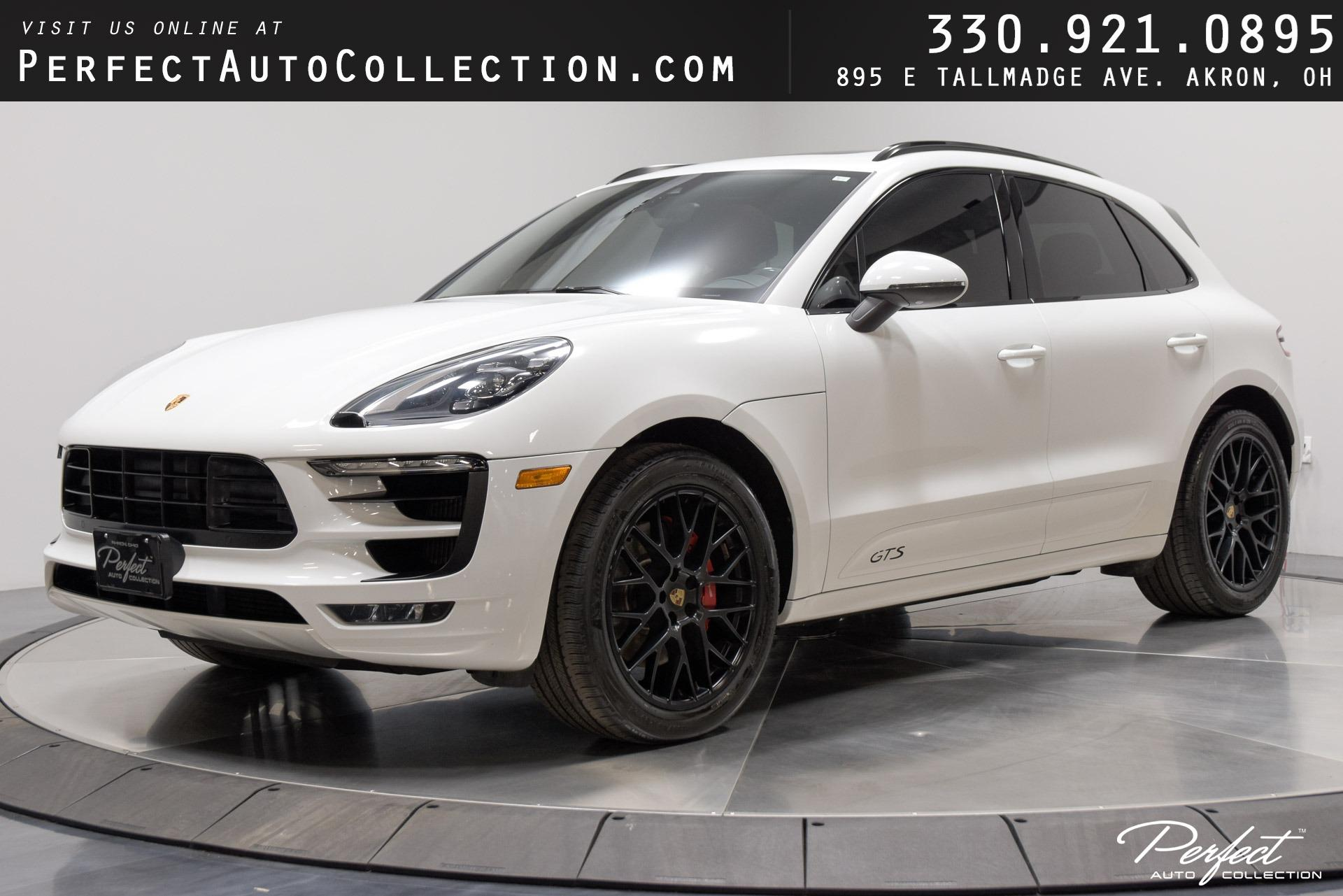 Used 2017 Porsche Macan GTS for sale $58,995 at Perfect Auto Collection in Akron OH 44310 1