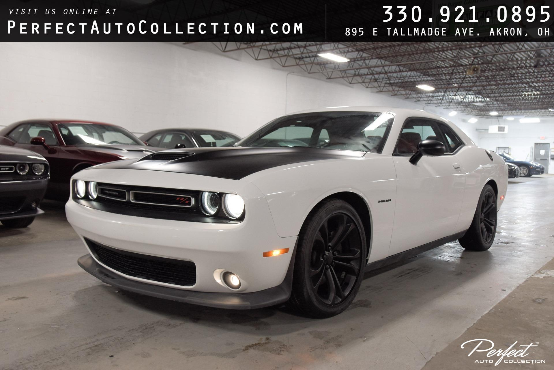 Used 2020 Dodge Challenger R/T for sale $30,995 at Perfect Auto Collection in Akron OH 44310 1