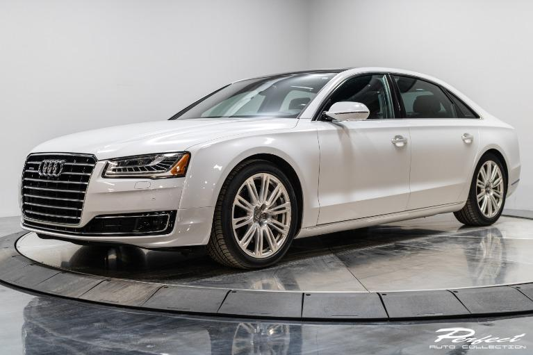 Used 2015 Audi A8 L 4.0T quattro for sale $35,993 at Perfect Auto Collection in Akron OH