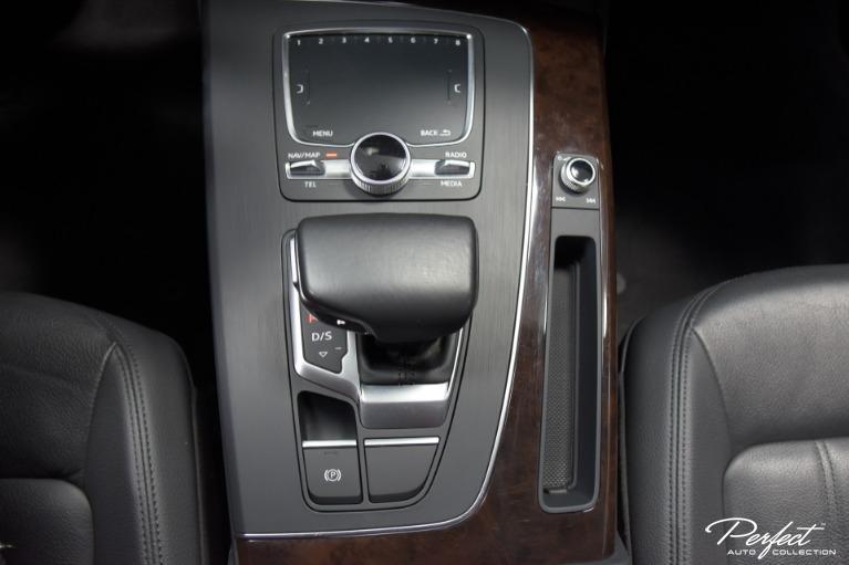 Used 2018 Audi Q5 20T quattro Premium