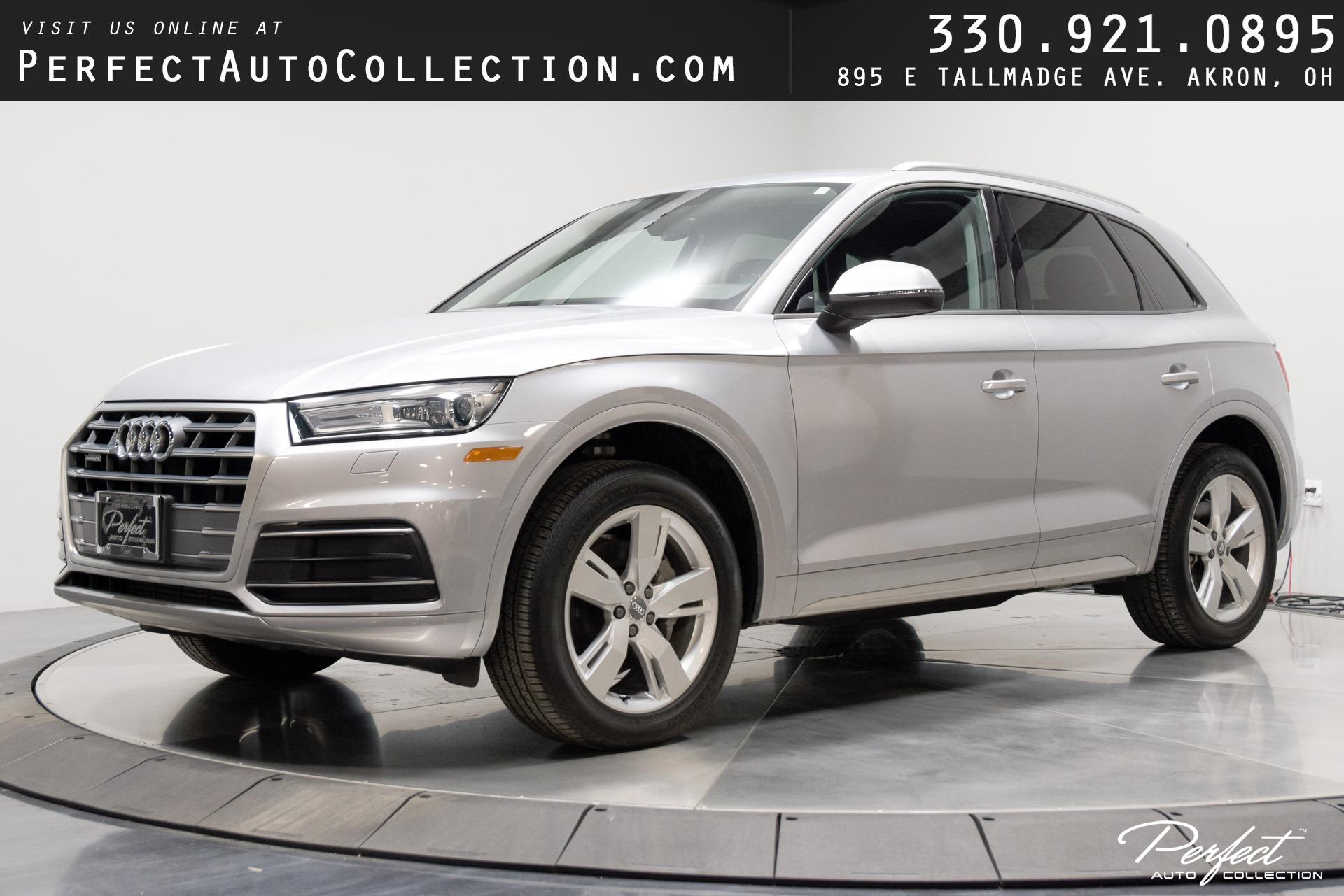 Used 2018 Audi Q5 2.0T quattro Premium for sale $30,895 at Perfect Auto Collection in Akron OH 44310 1