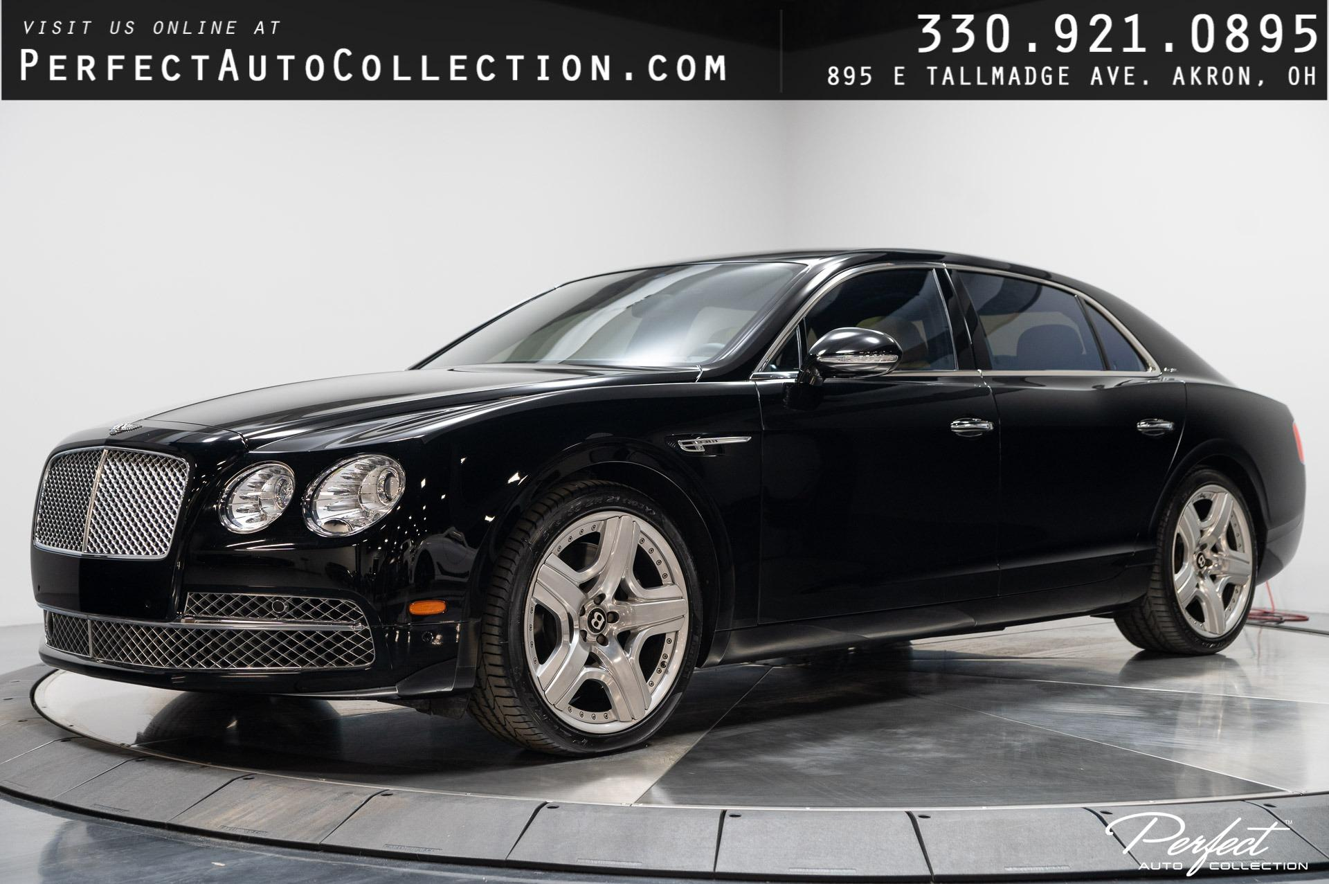 Used 2014 Bentley Flying Spur for sale $79,395 at Perfect Auto Collection in Akron OH 44310 1