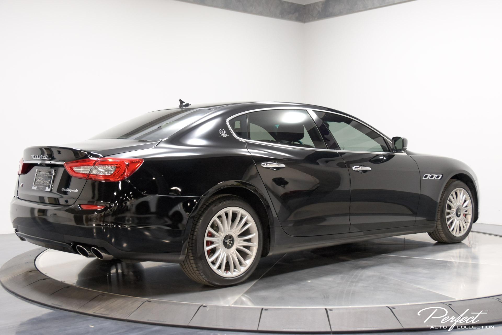Used 2014 Maserati Quattroporte S Q4 for sale $31,995 at Perfect Auto Collection in Akron OH 44310 4