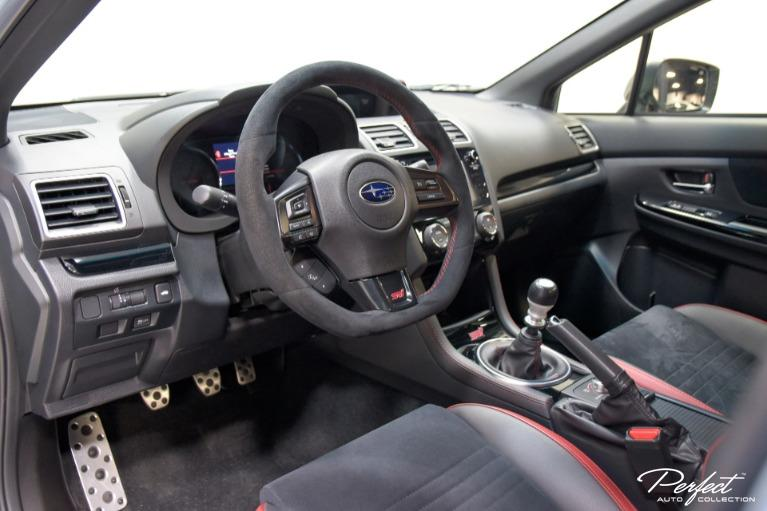 Used 2019 Subaru WRX STI Limited