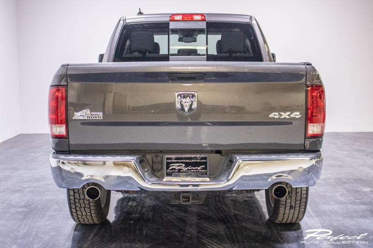 Used 2019 Ram 1500 Classic Crew Cab Big Horn Pickup 4D 6 13 ft