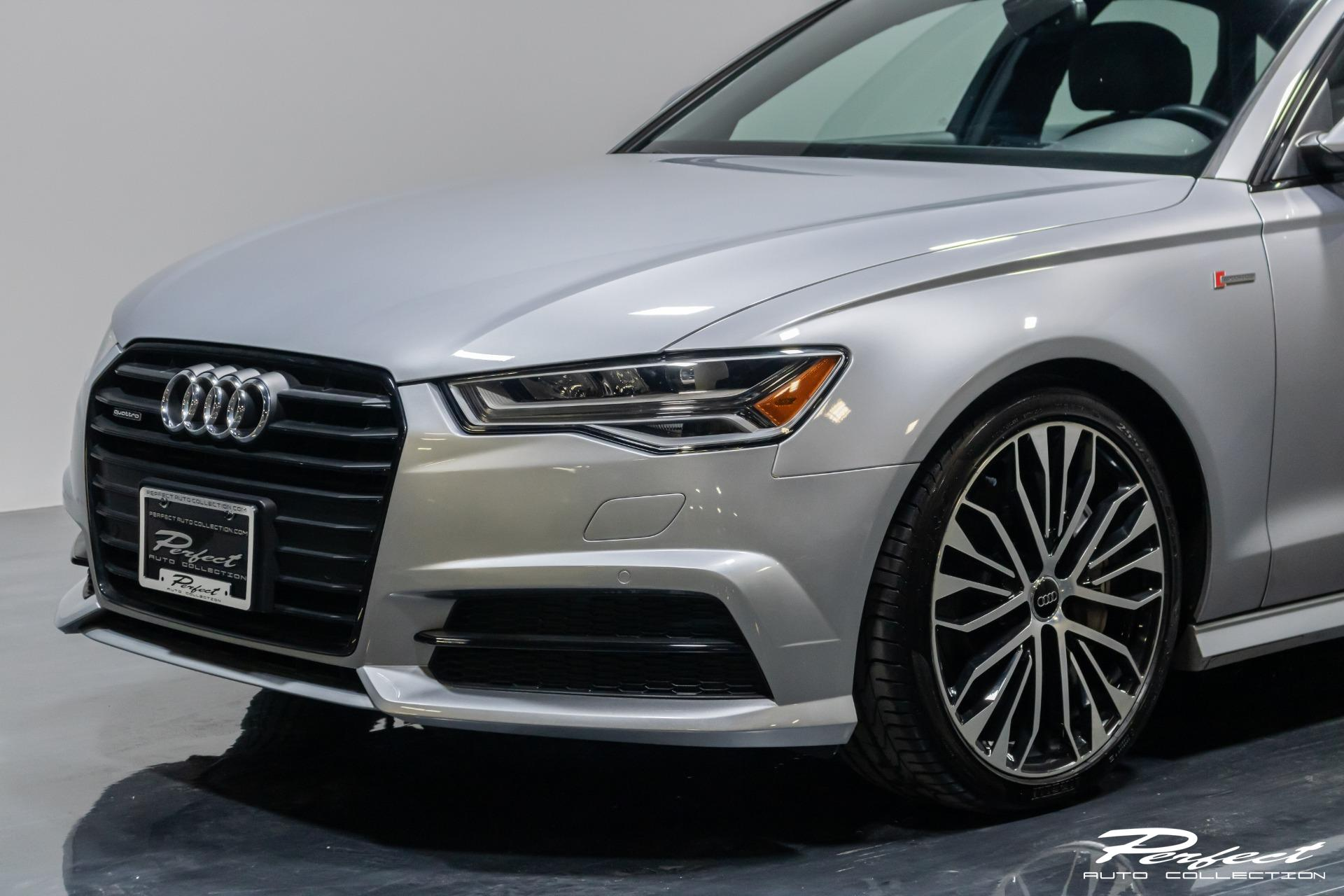 Used 2017 Audi A6 3.0T quattro Premium Plus for sale Sold at Perfect Auto Collection in Akron OH 44310 3