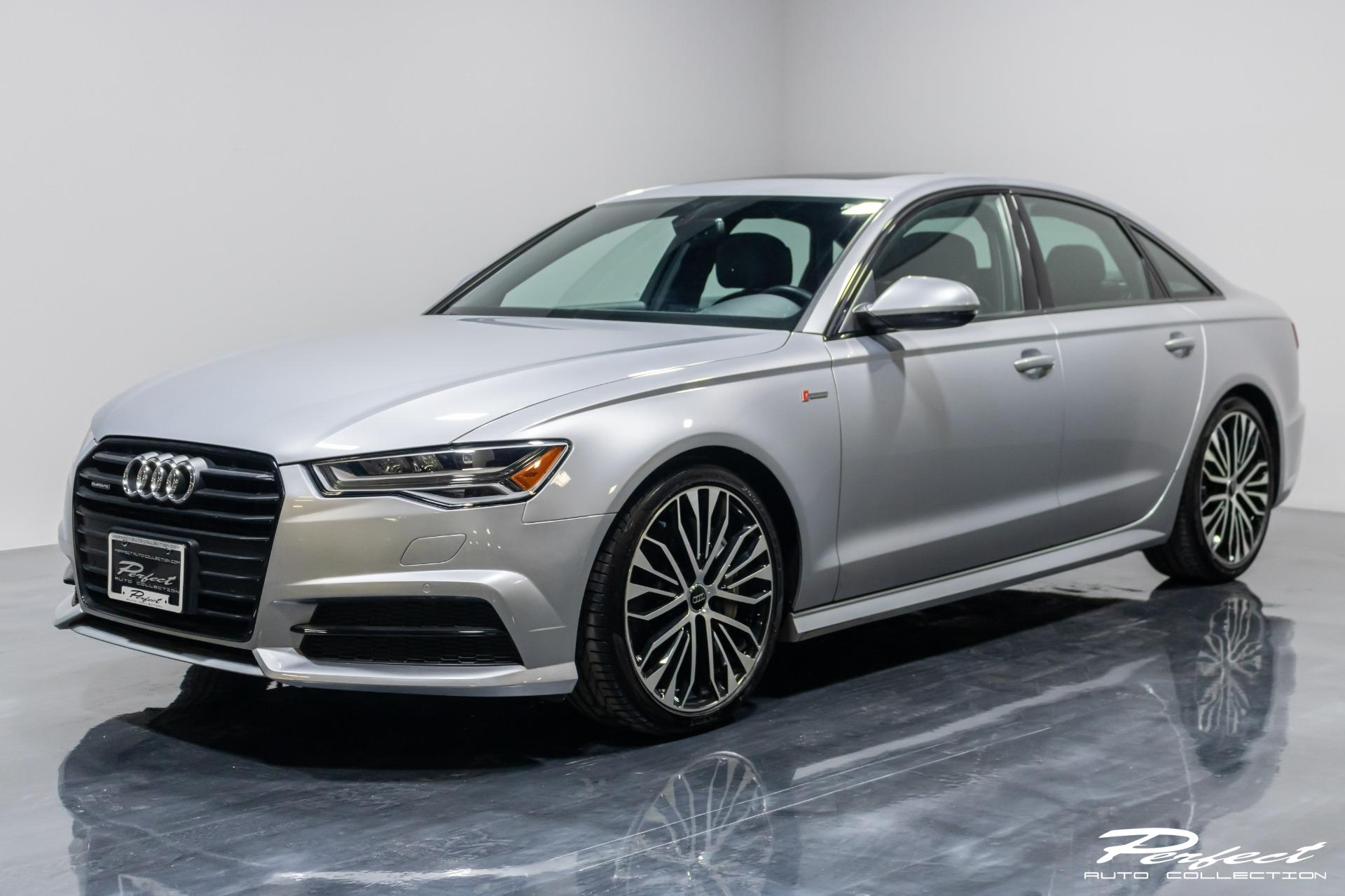 Used 2017 Audi A6 3.0T quattro Premium Plus for sale Sold at Perfect Auto Collection in Akron OH 44310 1