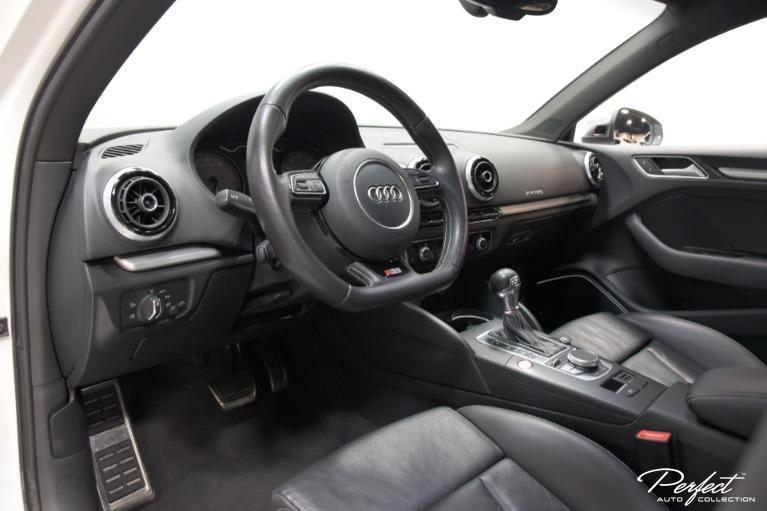 Used 2015 Audi S3 20T quattro Prestige