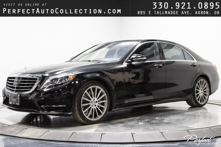 Used 2016 Mercedes Benz S Class S 550