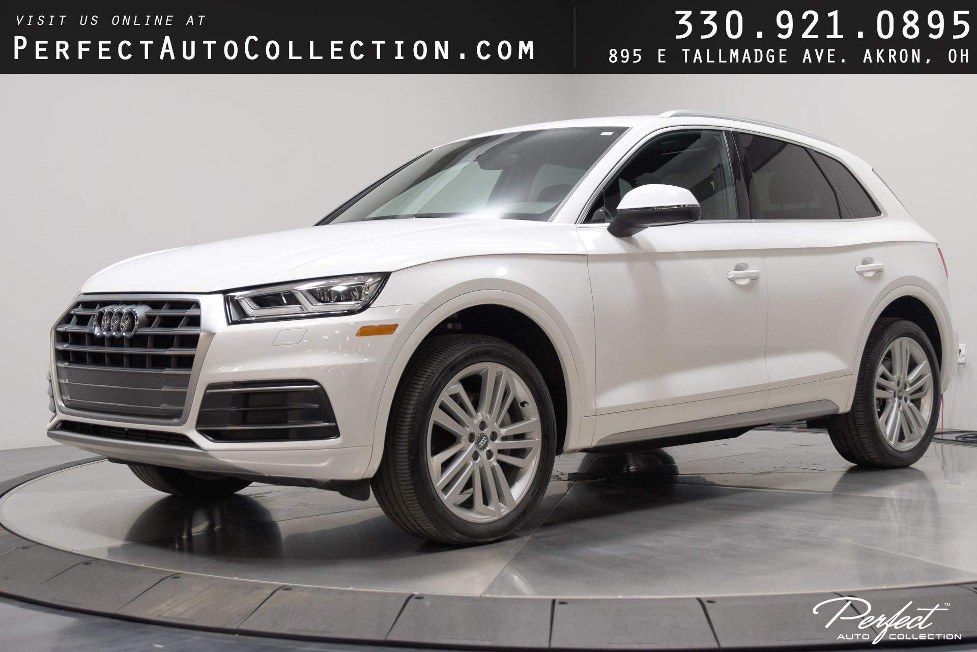 Used 2018 Audi Q5 2.0T quattro Premium Plus for sale $31,995 at Perfect Auto Collection in Akron OH 44310 1