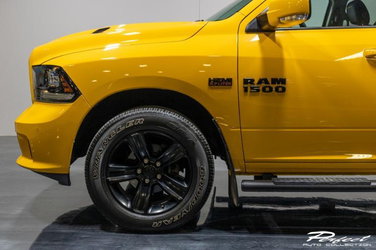 Used 2016 Ram Ram Pickup 1500 Sport