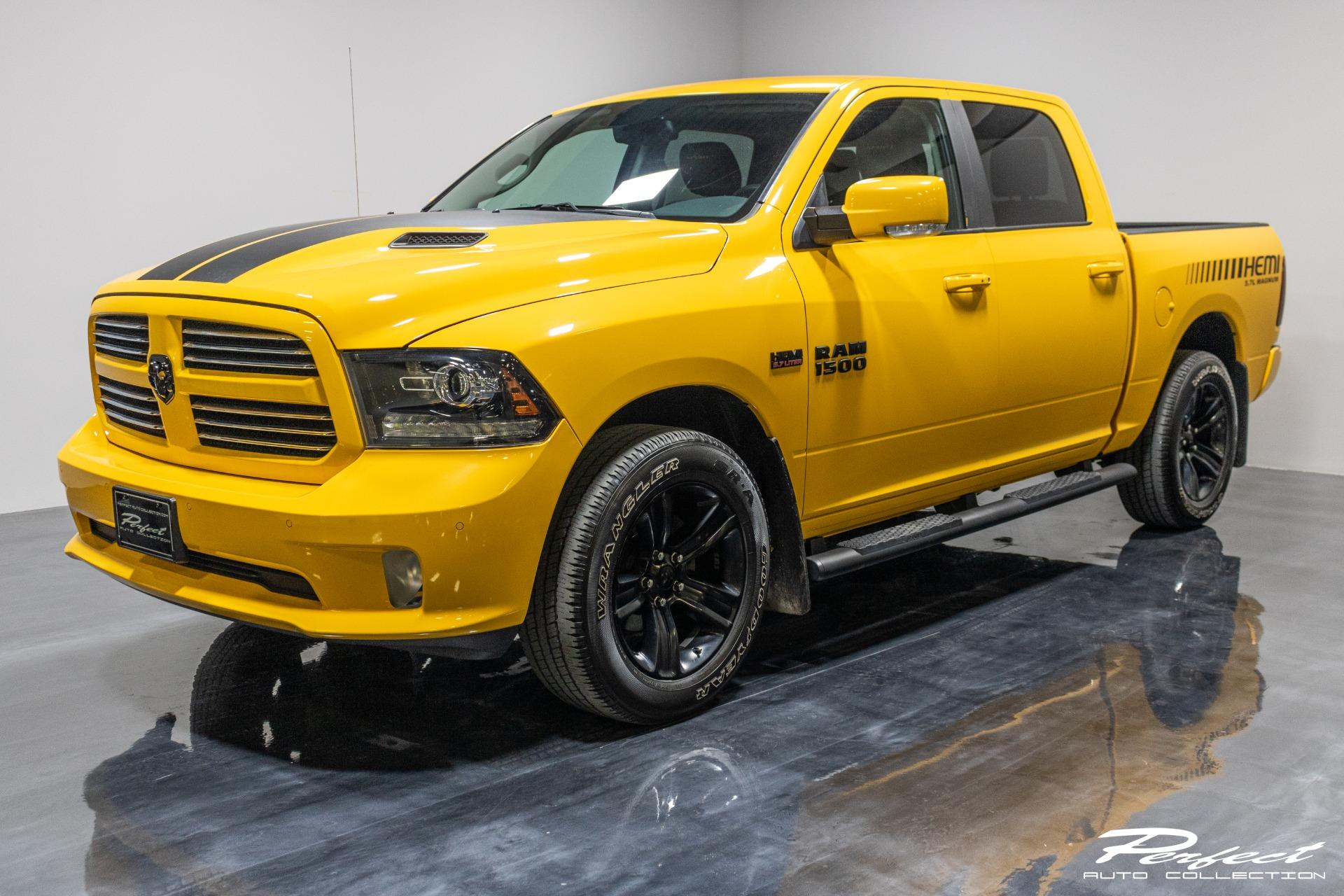 Used 2016 Ram Ram Pickup 1500 Sport for sale Sold at Perfect Auto Collection in Akron OH 44310 1