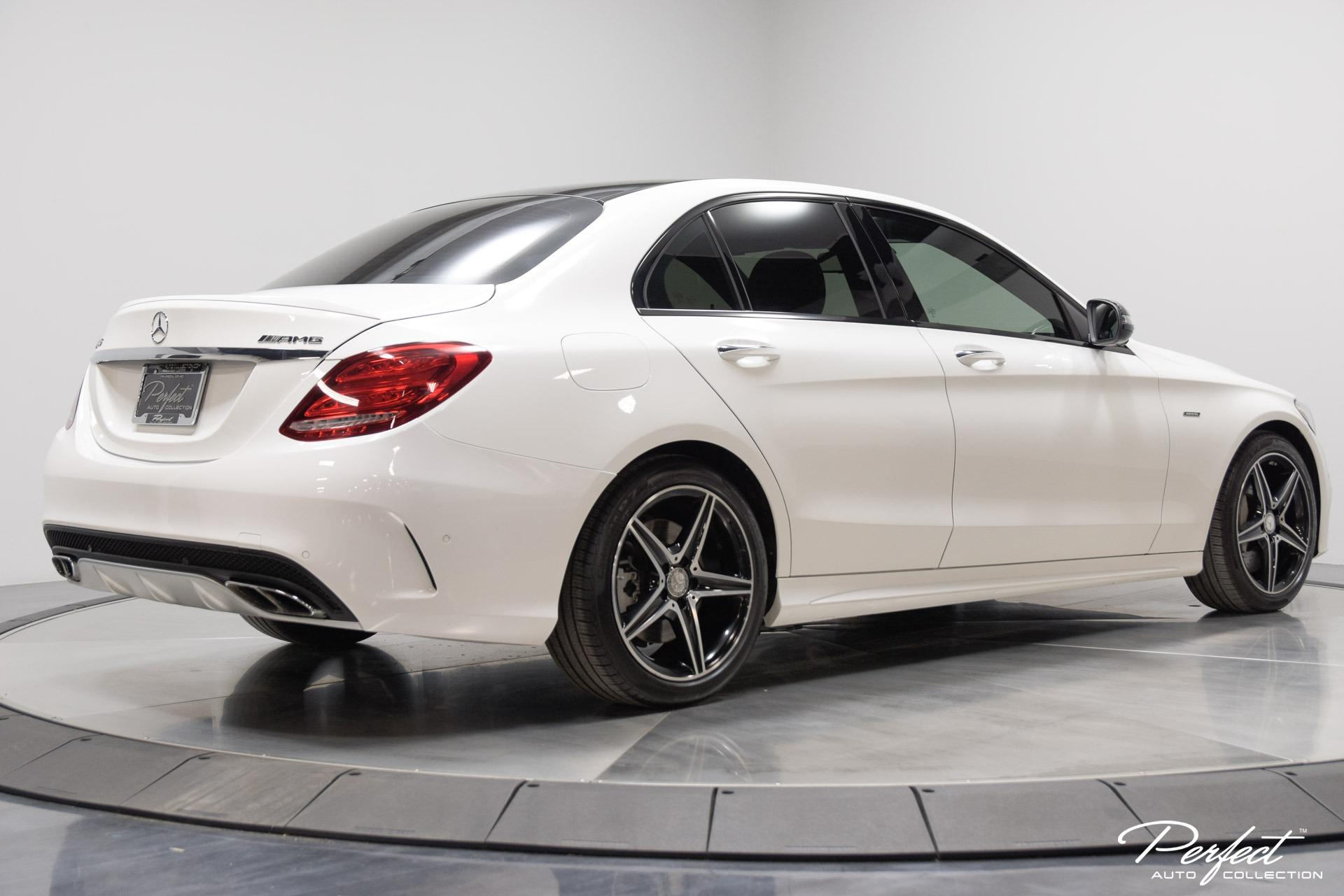 Used 2016 Mercedes-Benz C-Class C 450 AMG for sale $33,895 at Perfect Auto Collection in Akron OH 44310 4