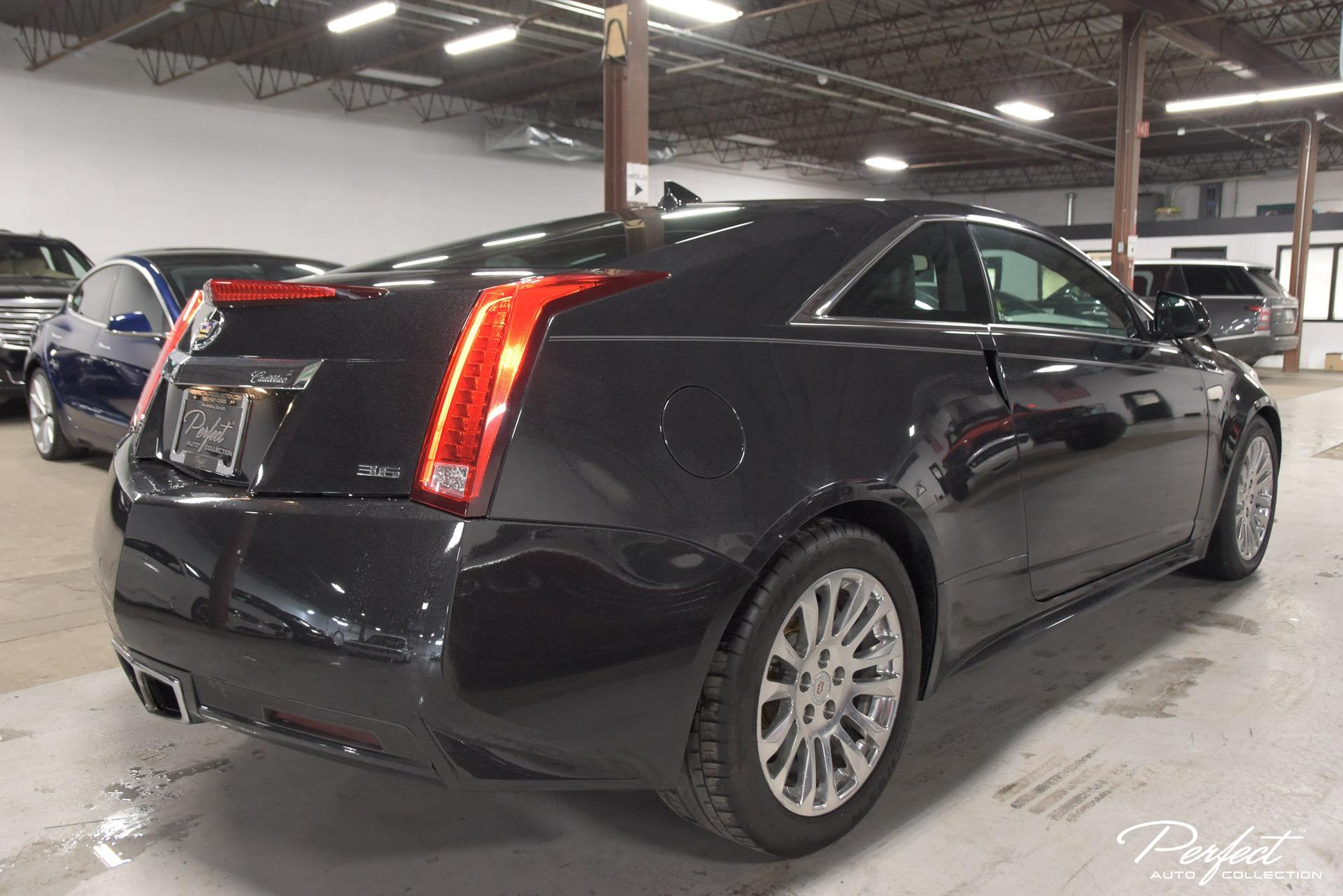 Used 2012 Cadillac CTS 3.6L Premium for sale $11,895 at Perfect Auto Collection in Akron OH 44310 4