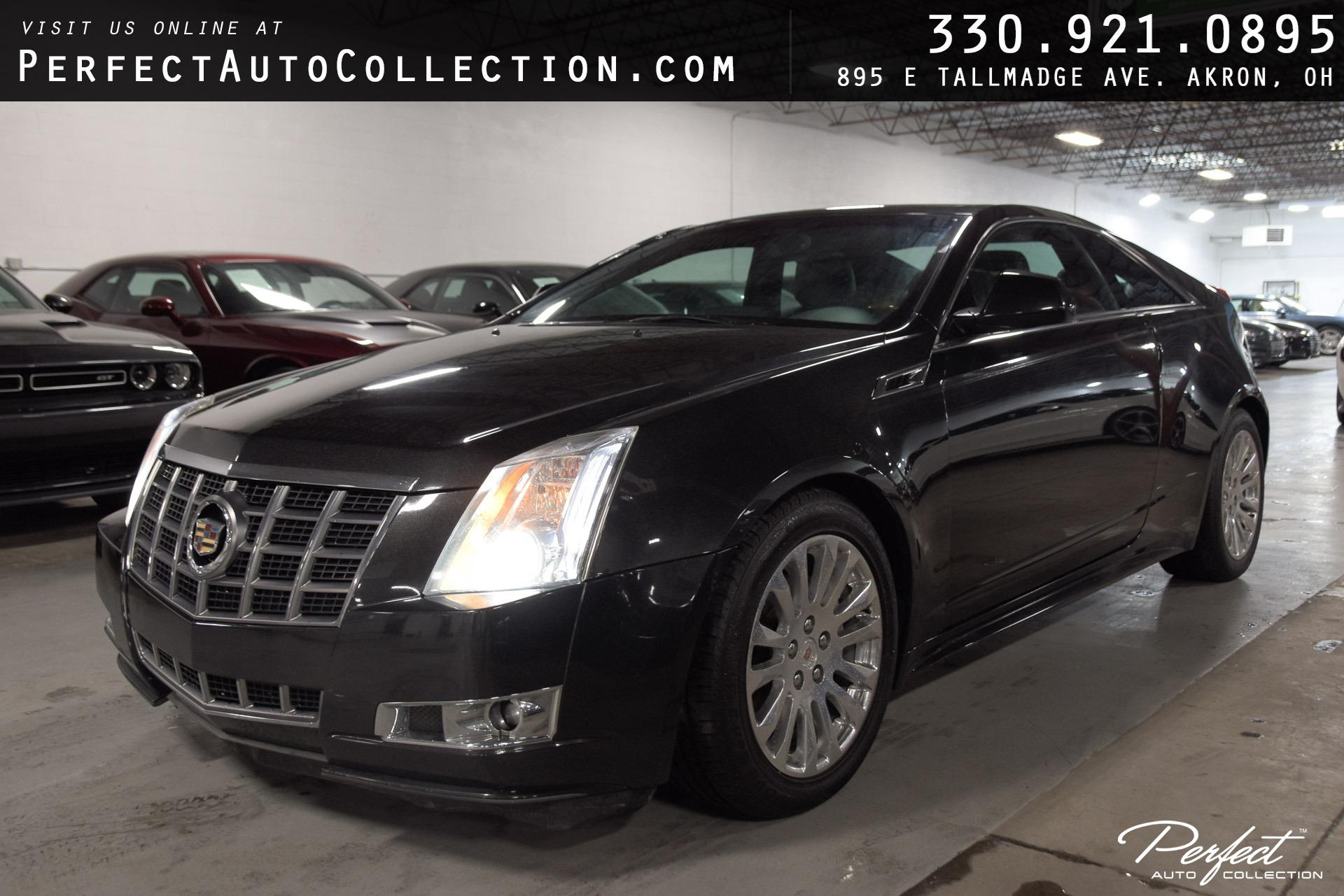 Used 2012 Cadillac CTS 3.6L Premium for sale $11,895 at Perfect Auto Collection in Akron OH 44310 1