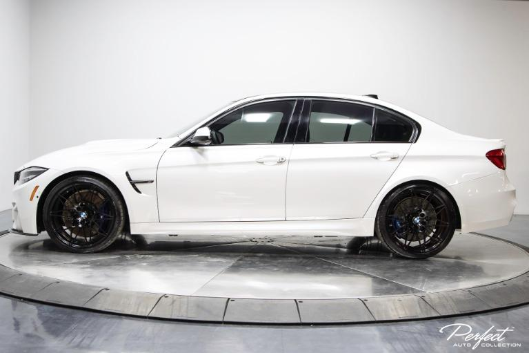 Used 2018 BMW M3 Competition Package