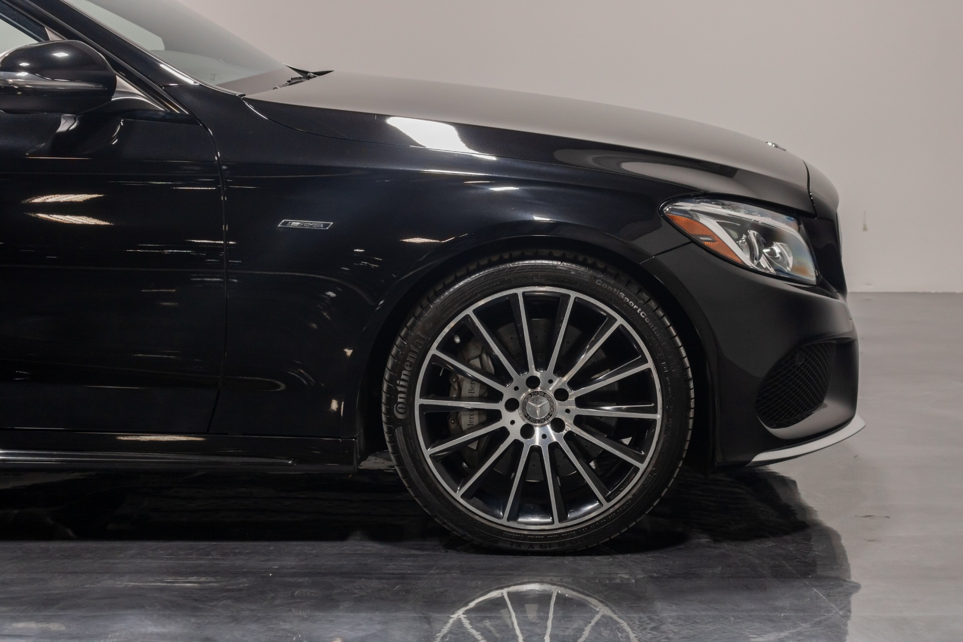 Used 2016 Mercedes Benz C Class C 450 AMG