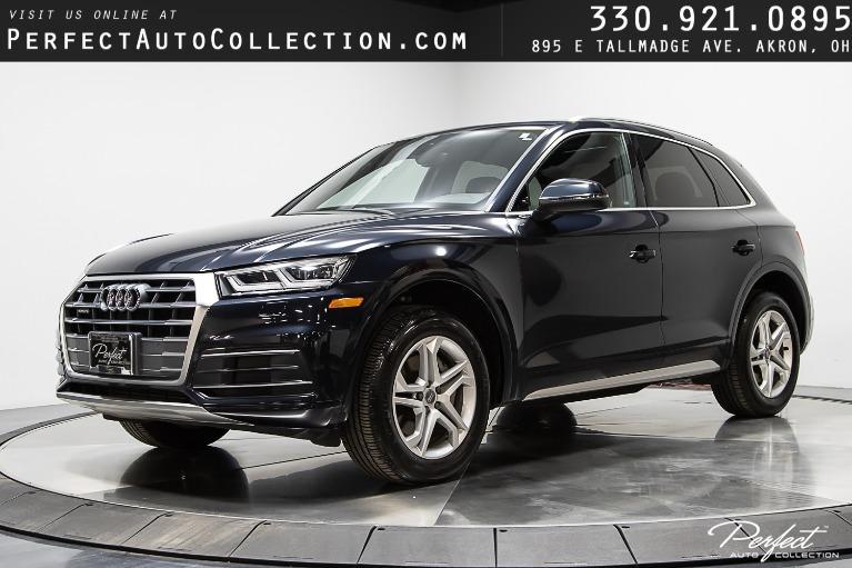 Used 2018 Audi Q5 2.0T quattro Premium Plus for sale $31,995 at Perfect Auto Collection in Akron OH