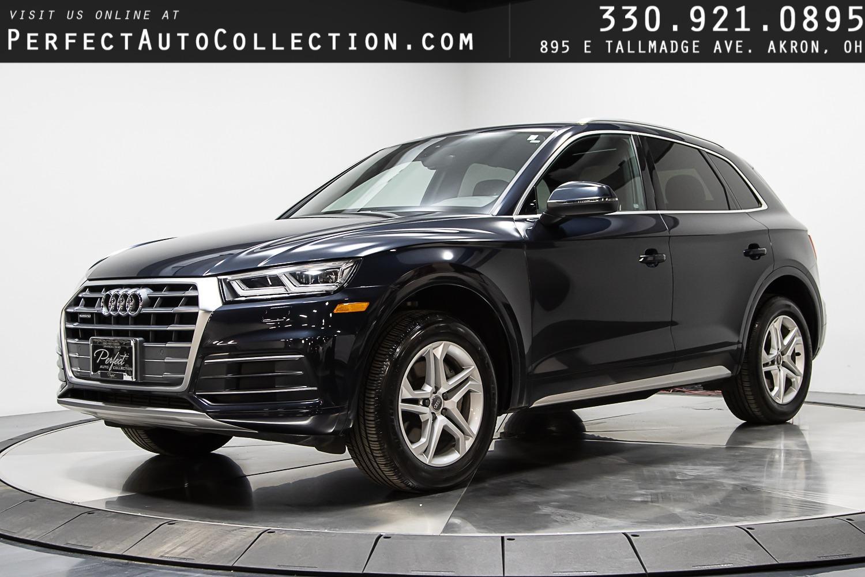 Used 2018 Audi Q5 2.0T quattro Premium Plus for sale $31,995 at Perfect Auto Collection in Akron OH 44310 1