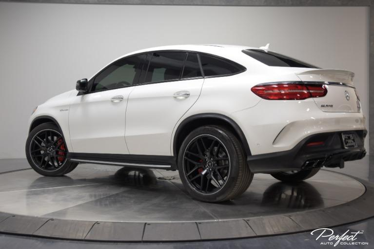 Used 2017 Mercedes Benz GLE AMG GLE 63 S Coupe
