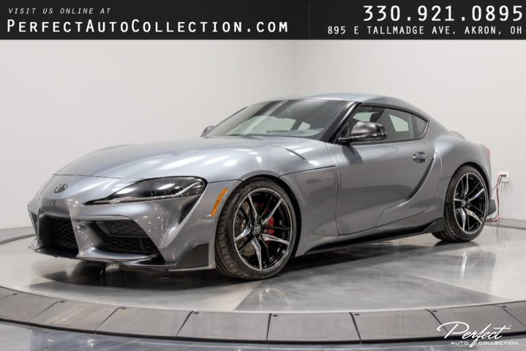 Used 2020 Toyota GR Supra 3.0 Premium for sale $51,495 at Perfect Auto Collection in Akron OH