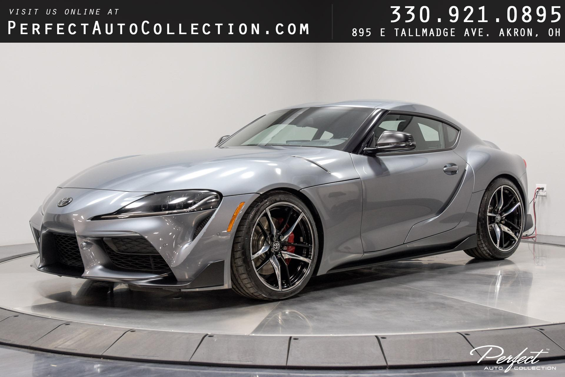 Used 2020 Toyota GR Supra 3.0 Premium for sale $51,495 at Perfect Auto Collection in Akron OH 44310 1