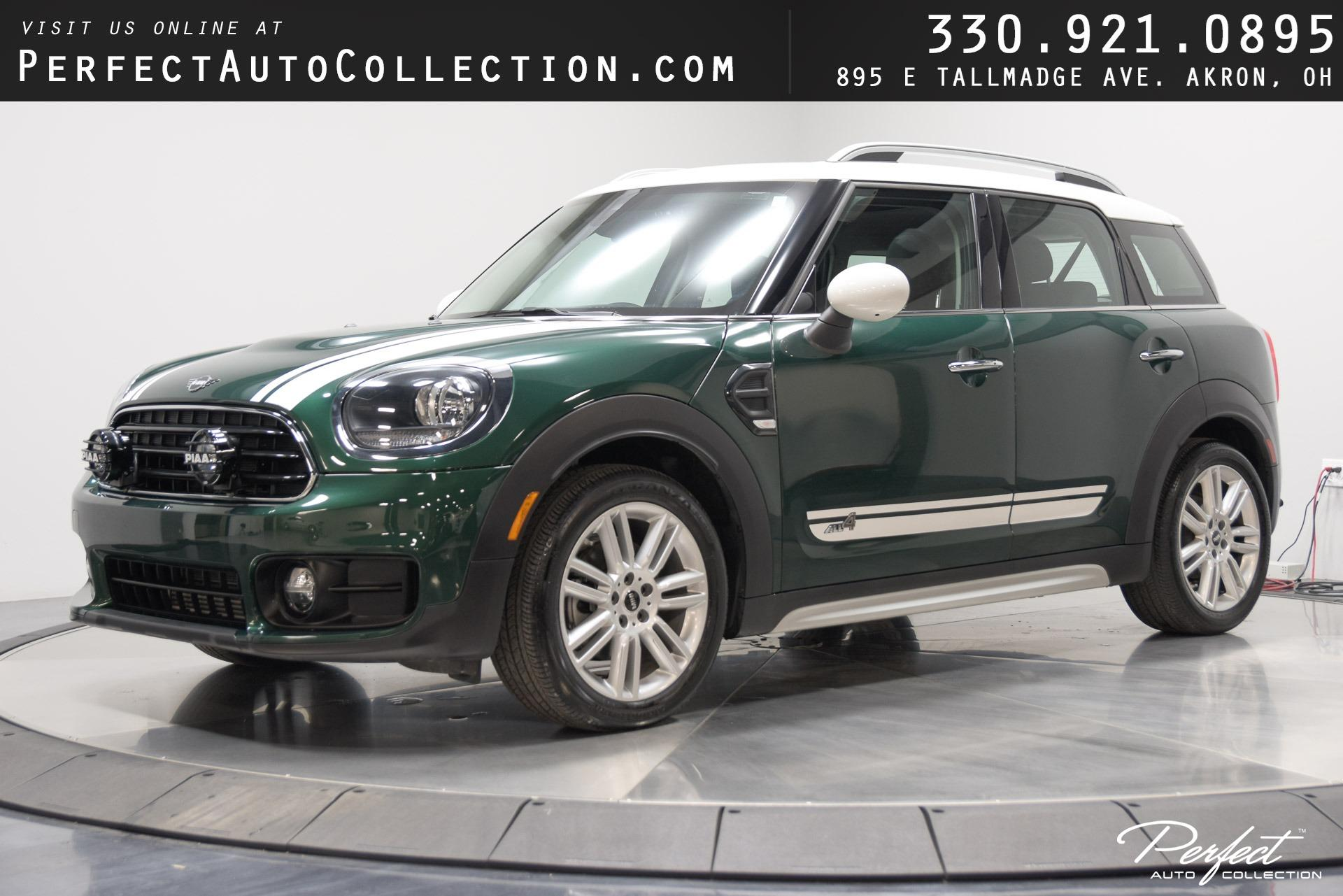 Used 2019 MINI Countryman Cooper ALL4 for sale $23,995 at Perfect Auto Collection in Akron OH 44310 1