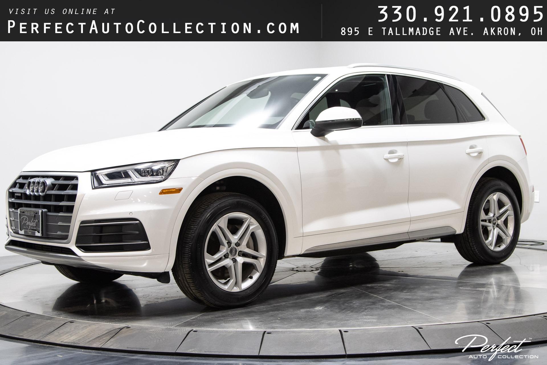 Used 2018 Audi Q5 2.0T quattro Premium Plus for sale $30,995 at Perfect Auto Collection in Akron OH 44310 1