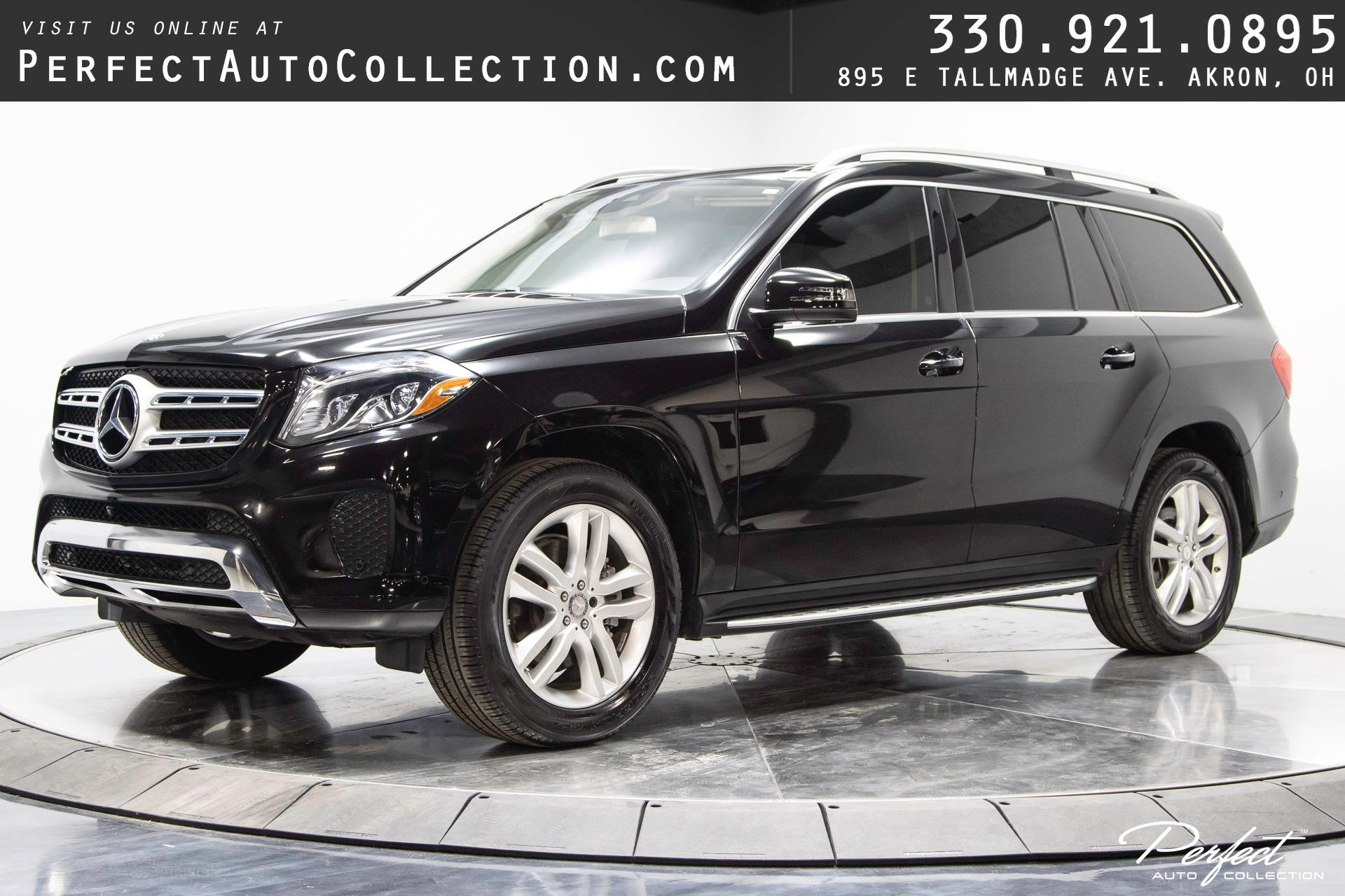 Used 2017 Mercedes-Benz GLS GLS 450 for sale $41,495 at Perfect Auto Collection in Akron OH 44310 1