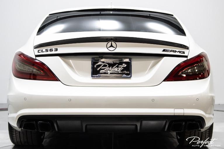 Used 2012 Mercedes Benz CLS CLS 63 AMG